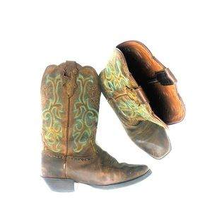 Stitched Justin Boots